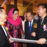The 12th Asia Pacific International Keris Award 2013