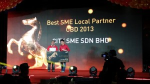TM CBD Award 2013