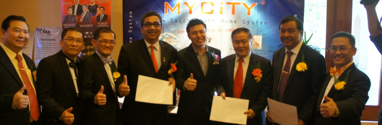 MYCiTY Smart Home Recognition